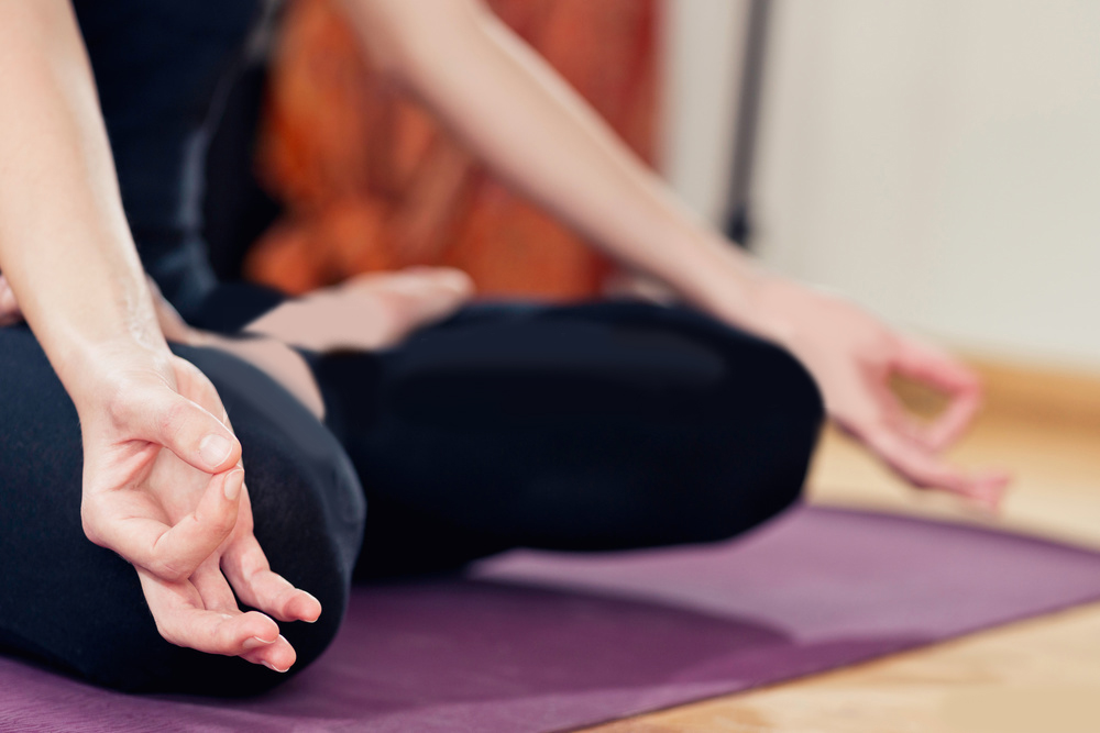 Il tappetino nello yoga