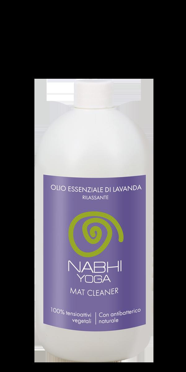 Nabhi Yoga Mat Cleaner Lavanda Ricarica 500 ml