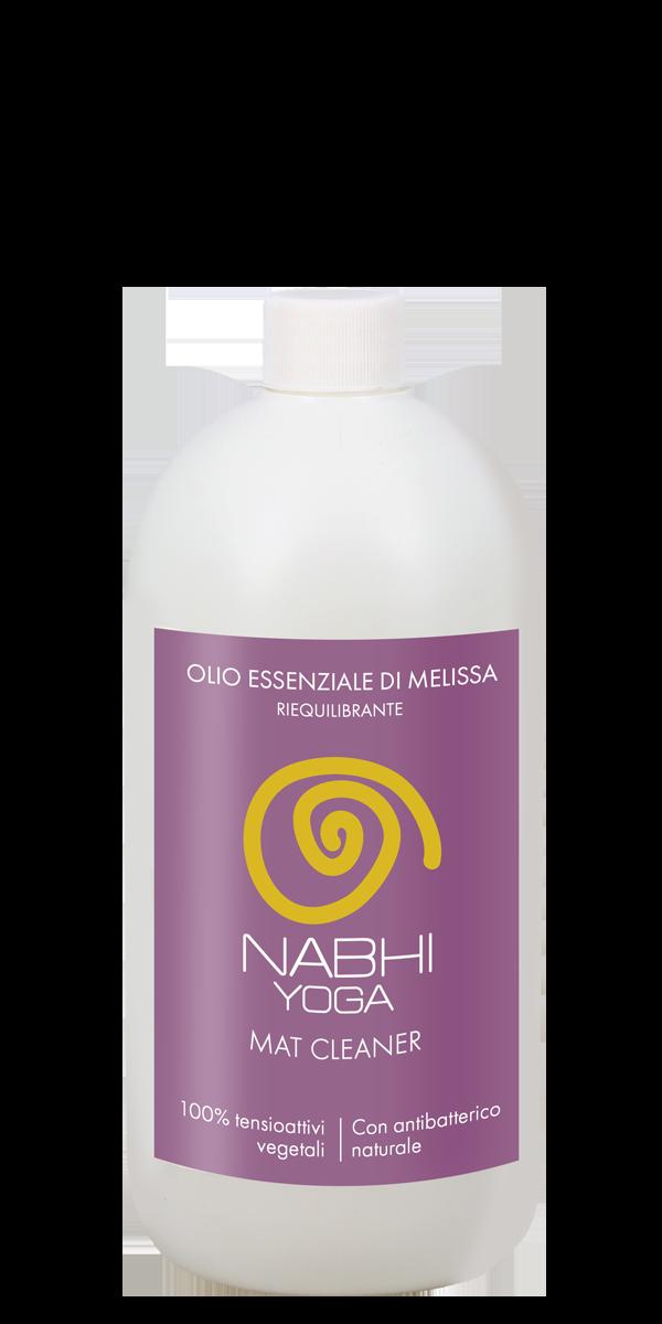 Nabhi Yoga Mat Cleaner Melissa Ricarica 500 ml