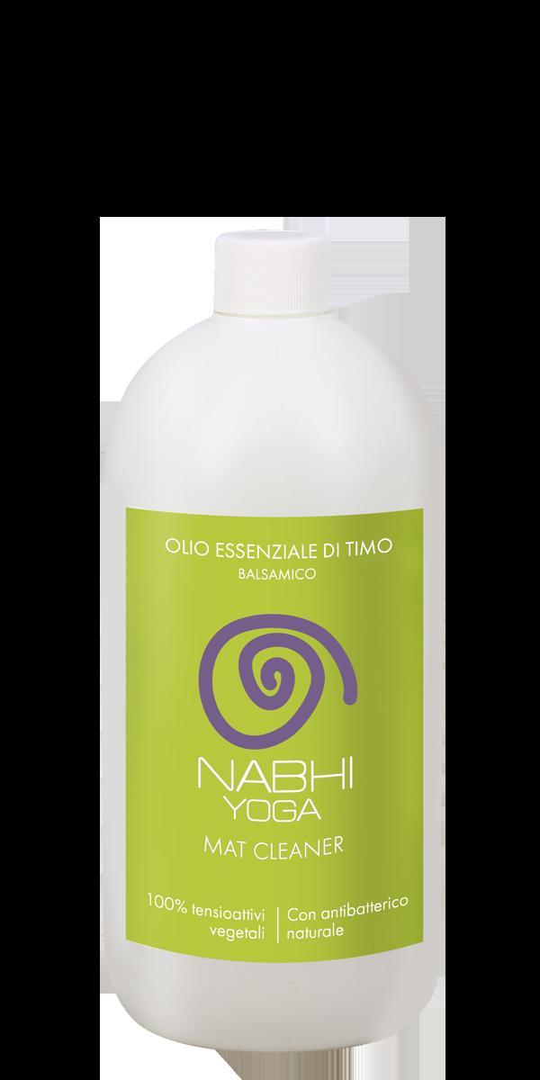 Nabhi Yoga Mat Cleaner Timo Ricarica 500 ml