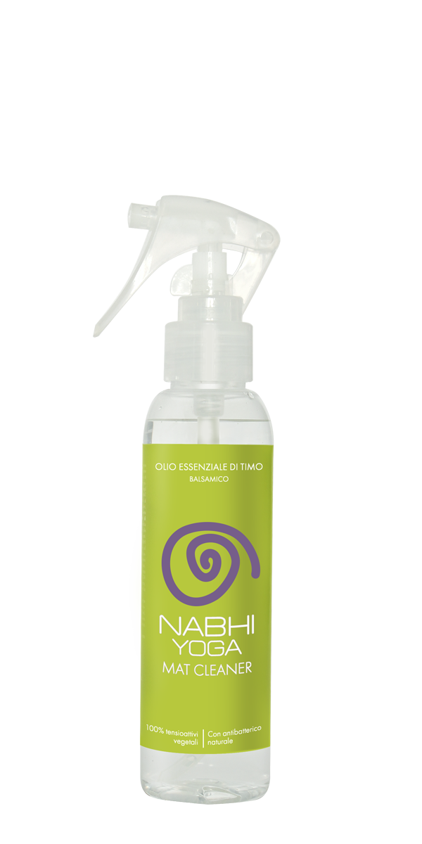 Nabhi Yoga Mat Cleaner Timo 125 ml