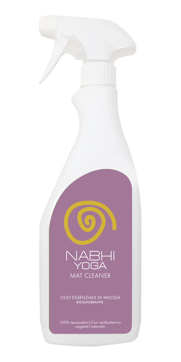 Nabhi Yoga Mat Cleaner Melissa 750 ml