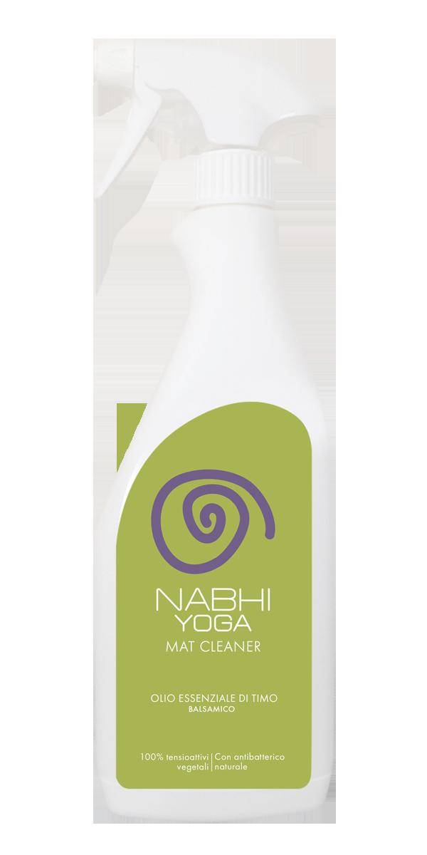 Nabhi Yoga Mat Cleaner Timo 750 ml