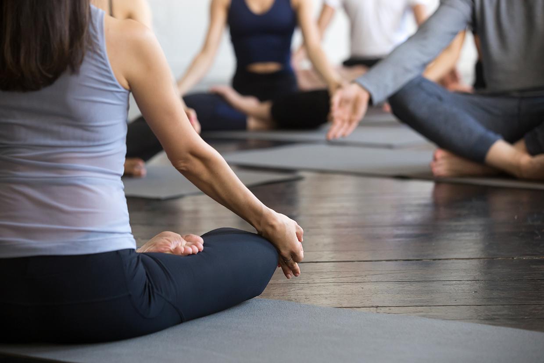 Le posizioni sedute nello Yoga